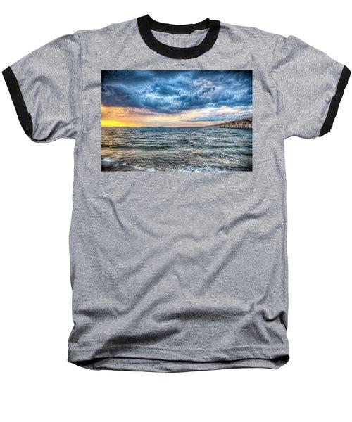 Storm Rising Baseball T-Shirt