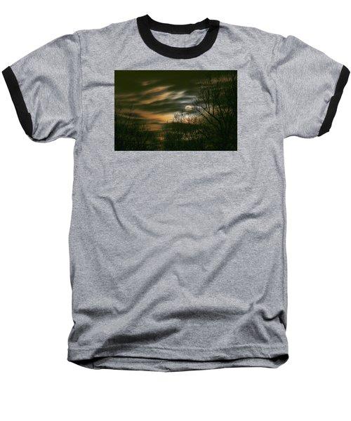 Storm Rollin' In Baseball T-Shirt