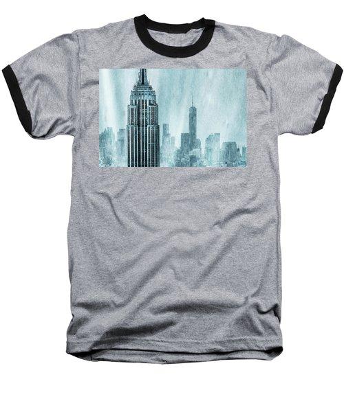 Storm Troopers Baseball T-Shirt by Az Jackson