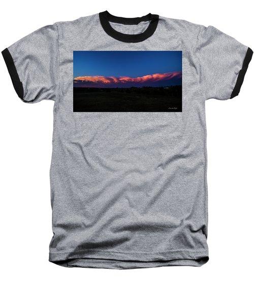 Storm Watching Baseball T-Shirt