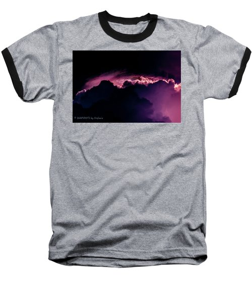 Storms Acomin' Baseball T-Shirt