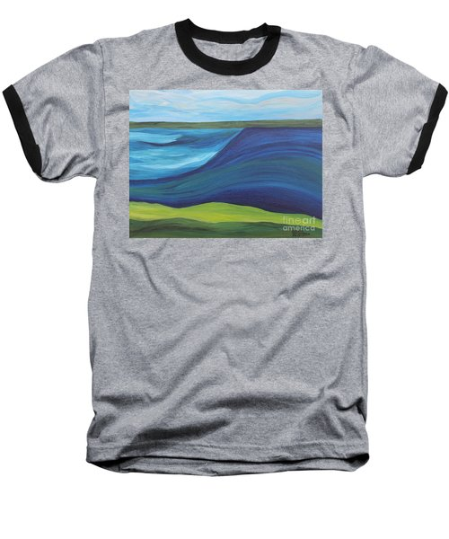 Stormy Lake Baseball T-Shirt