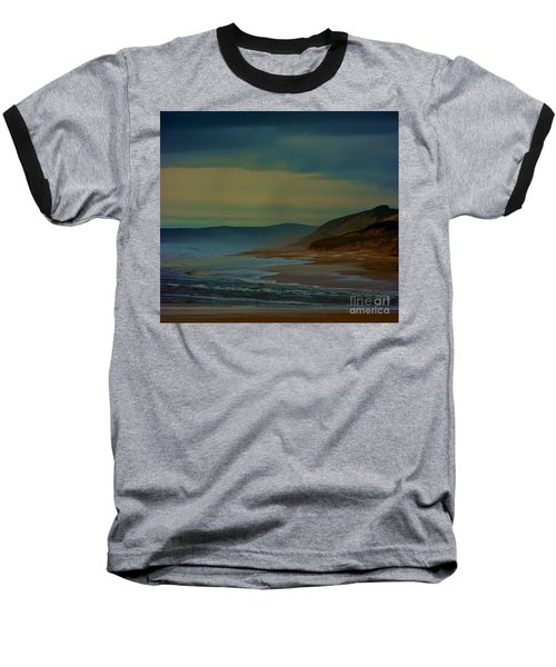 Baseball T-Shirt featuring the photograph Stormy Morning by Blair Stuart