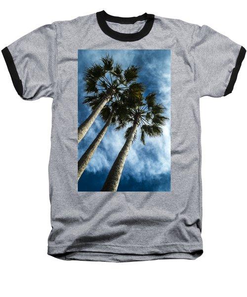 Stormy Palms 1 Baseball T-Shirt