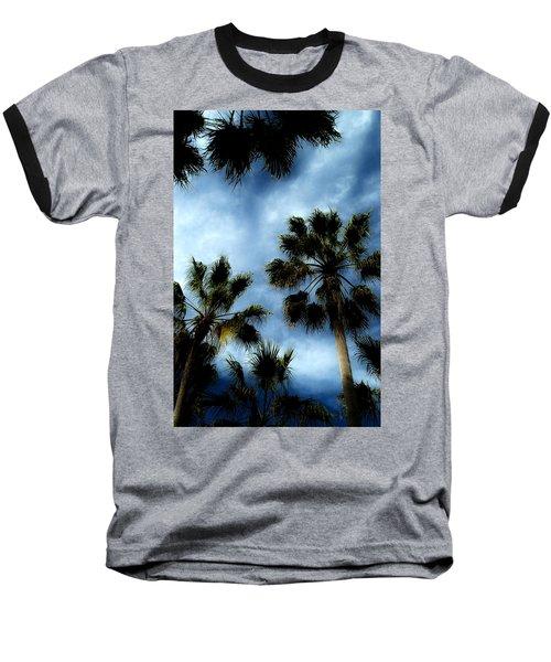 Stormy Palms 2 Baseball T-Shirt