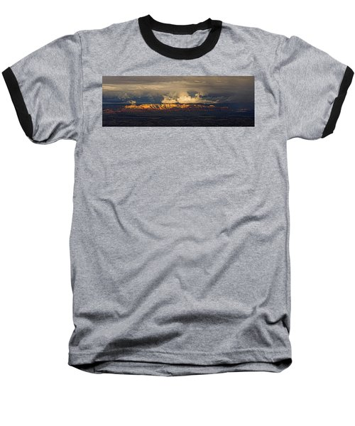 Stormy Skyscape Baseball T-Shirt