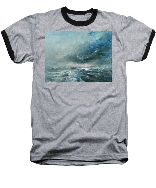 There's No Sun Up In The Sky Baseball T-Shirt