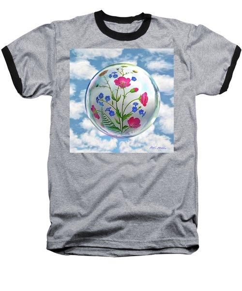 Storybook Ending Baseball T-Shirt
