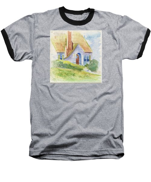 Storybook House Baseball T-Shirt