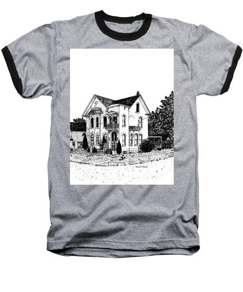 Stouffville House Baseball T-Shirt