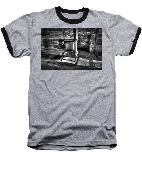 Stove Baseball T-Shirt by Douglas Stucky