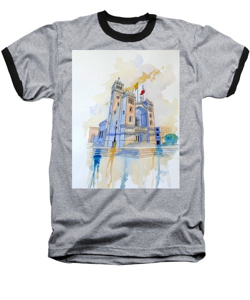 St.peter In Chains II Baseball T-Shirt