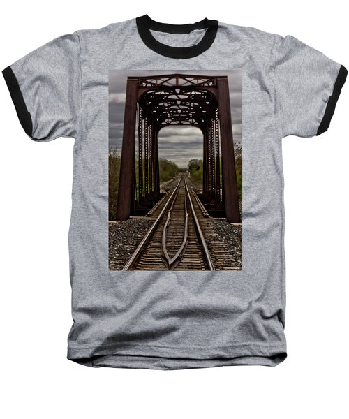 Straight And Narrow Baseball T-Shirt