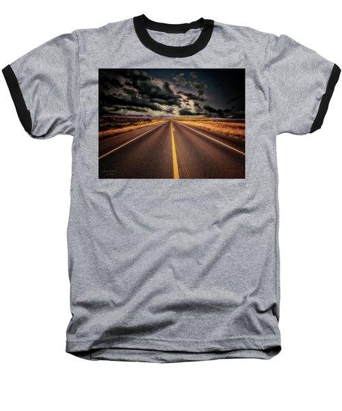 Straight Lines  ... Baseball T-Shirt