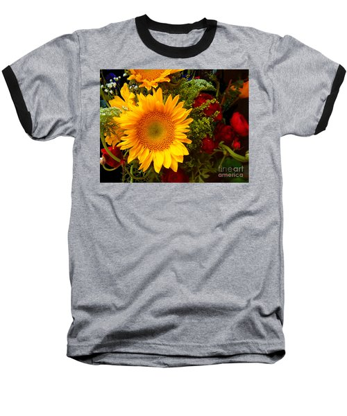 Baseball T-Shirt featuring the photograph Straight No Chaser by RC DeWinter