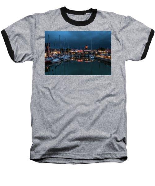 Stralsund At The Habor Baseball T-Shirt