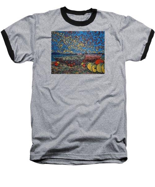 Stranded In St Andrews Nb Baseball T-Shirt