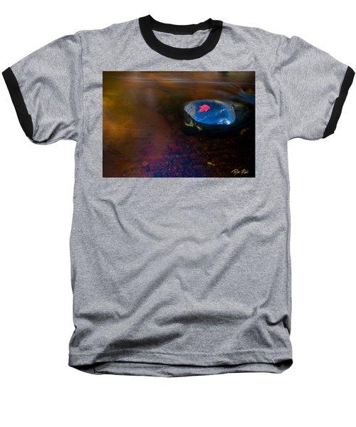 Stranded Leaf Baseball T-Shirt