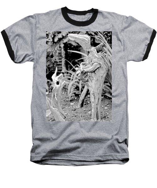 Strange Conversants Baseball T-Shirt