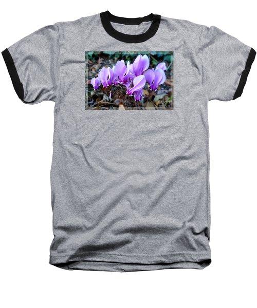 Strange Flower 4 Baseball T-Shirt
