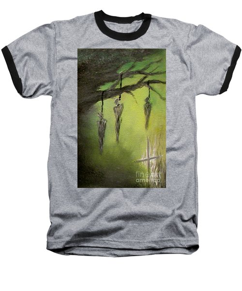 Strange Fruit Baseball T-Shirt