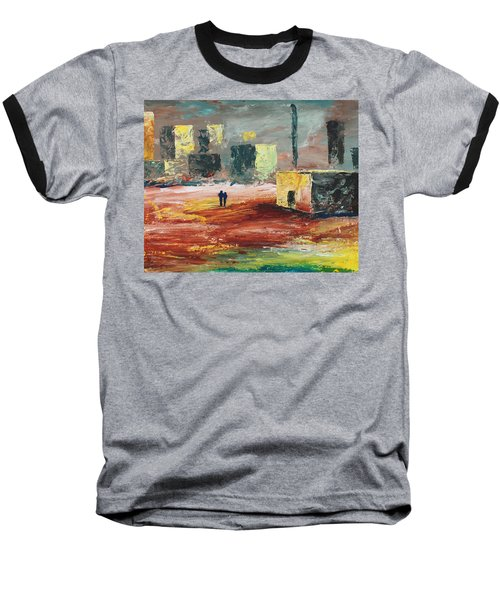 Strange Land Baseball T-Shirt