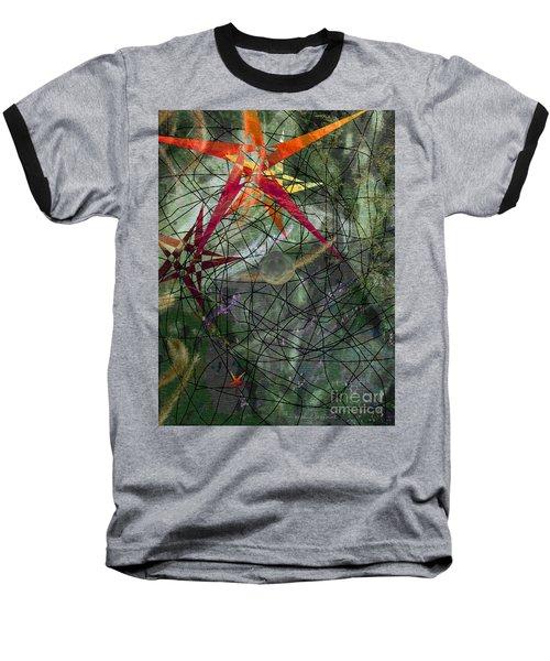 Strange Universe Baseball T-Shirt