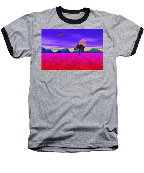 Strangely Place Baseball T-Shirt