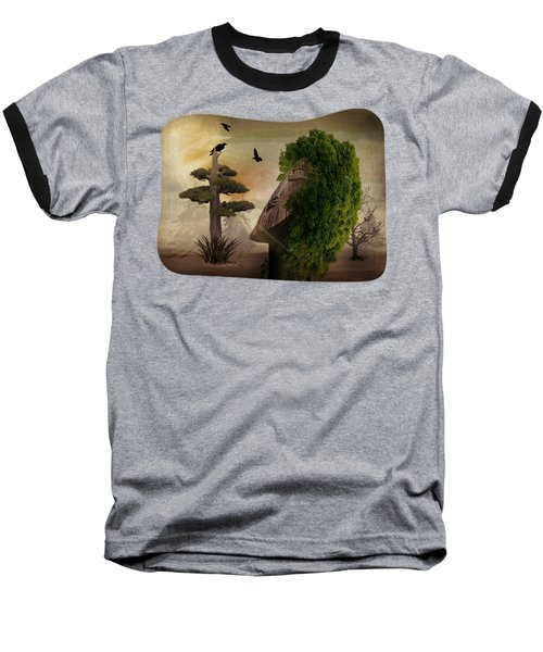 Stranger In The Forest Baseball T-Shirt
