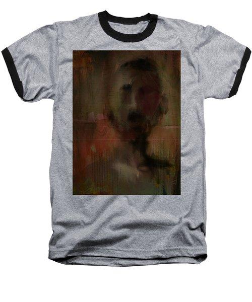 Stranger Baseball T-Shirt by Jim Vance