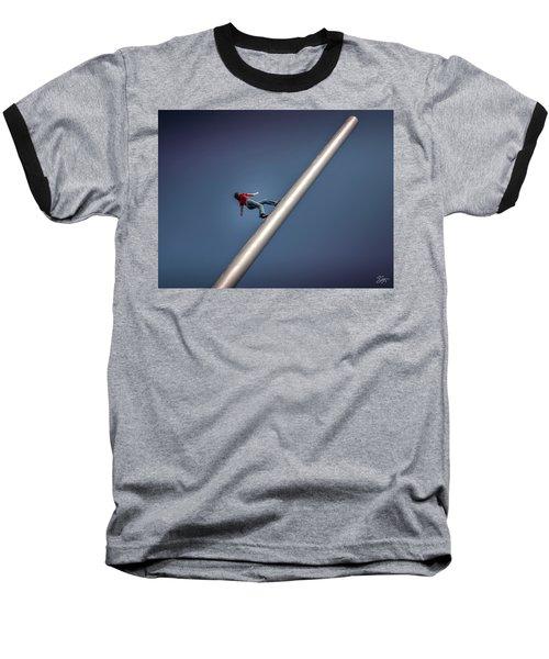 Strasbourg Public Artwork Baseball T-Shirt