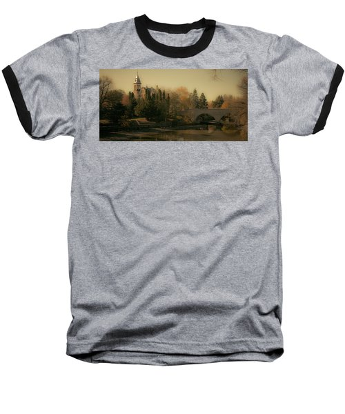 Stratford Courthouse Baseball T-Shirt