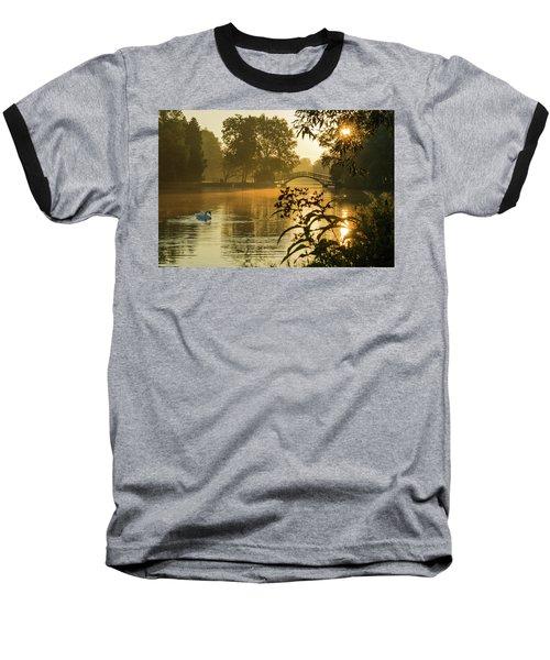 Stratford Oasis Arena Baseball T-Shirt