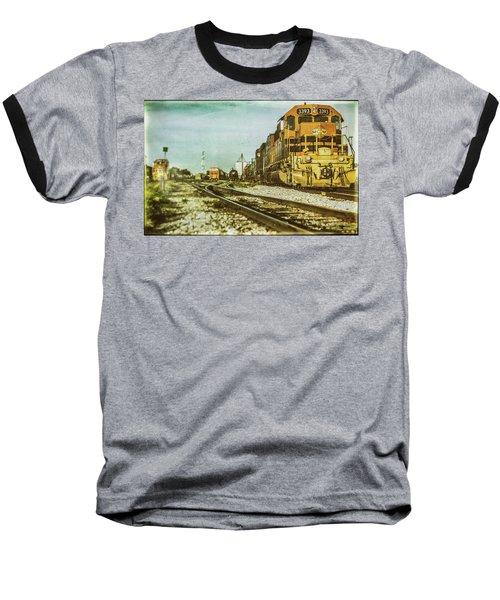 Stratford Rail Yard 2016 Baseball T-Shirt