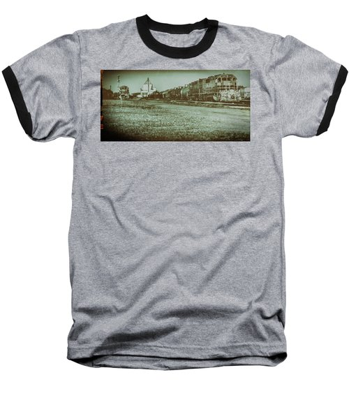 Stratford Train Yard, 2016 Baseball T-Shirt