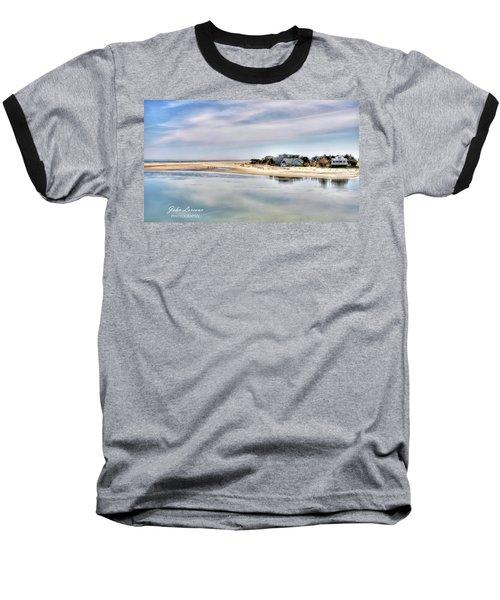 Strathmere Baseball T-Shirt by John Loreaux