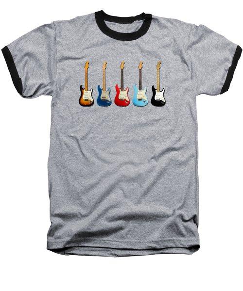 Stratocaster Baseball T-Shirt