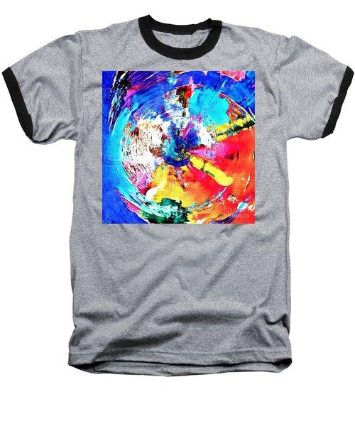 Stratosphere  Baseball T-Shirt