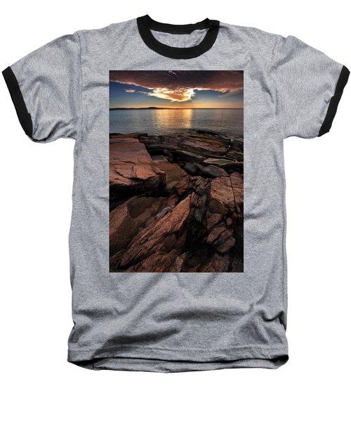 Stratus Eclipse Baseball T-Shirt