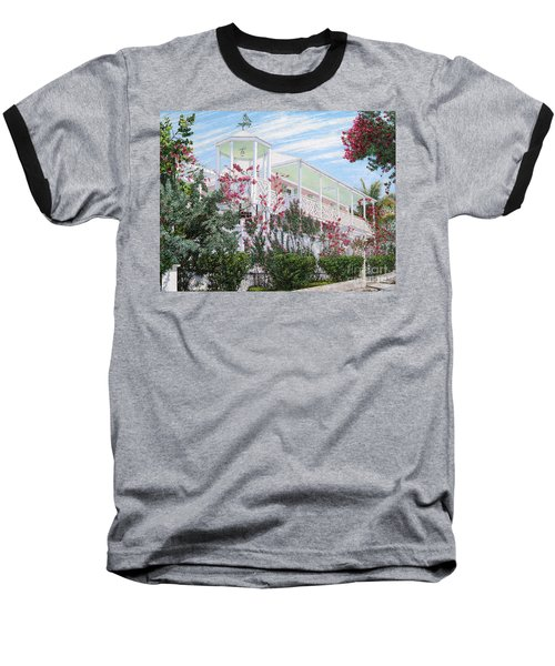 Strawberry House Baseball T-Shirt