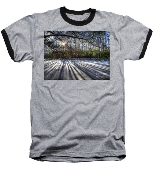 Streaming Baseball T-Shirt