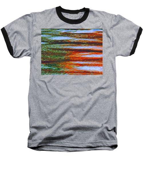 Streaming Rays Of Love Baseball T-Shirt