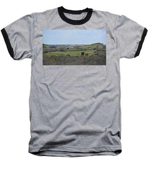 Streamsong Golf Course Baseball T-Shirt by Carol  Bradley