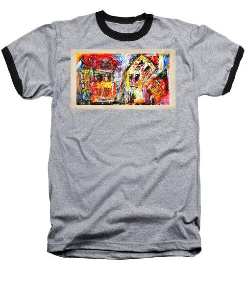Street 3970 Baseball T-Shirt