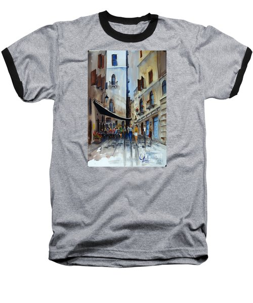 Taverna D' Strada Baseball T-Shirt
