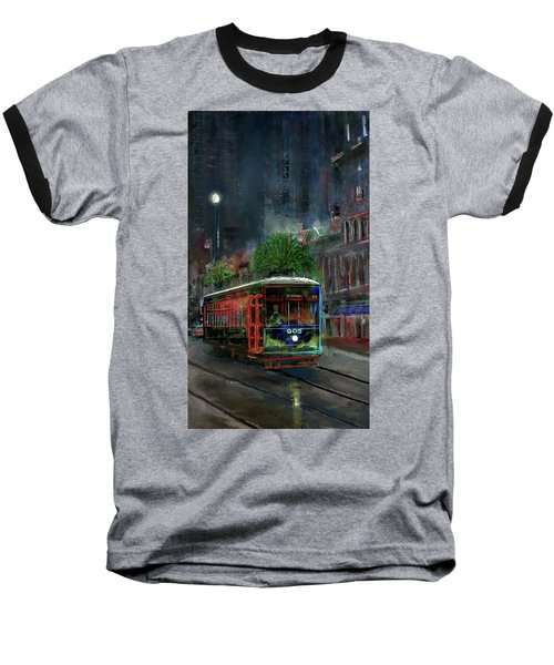 Street Car 905 Baseball T-Shirt