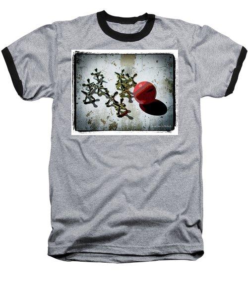 Street Games Baseball T-Shirt