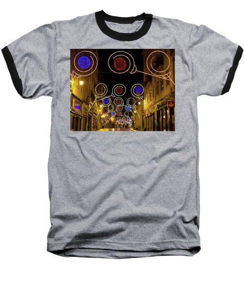 Street In Coimbra Baseball T-Shirt