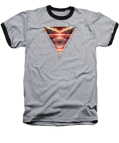 Street Night Light Xtforce-tb Baseball T-Shirt by Philipp Rietz
