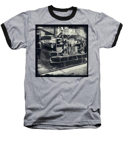 Street Paver Baseball T-Shirt